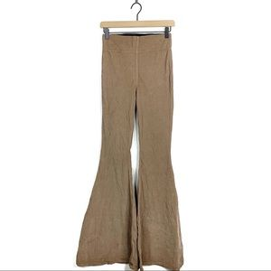 Show Me Your Mumu Can Cam Bell Flare Leg Pants New